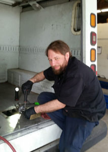 Nick Keller - US Post Office LLV Tech