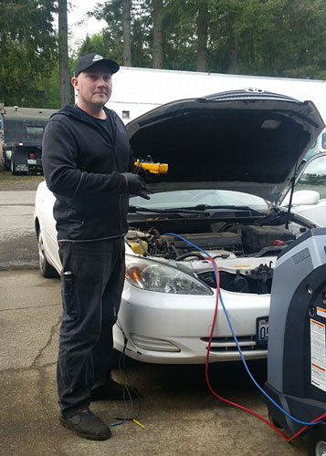 Allen Allers - Owner & Lead Auto Technician - ASE auto repair tech